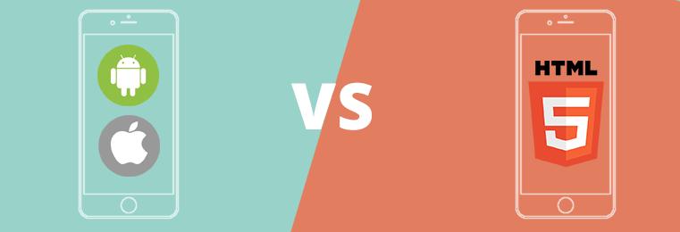 Native app vs Web app